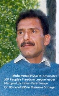 Adv Muhammad Hussain,